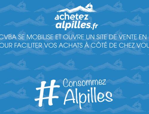 Achetezalpilles.fr : un appui technique pour les commerçants au Liber'espace