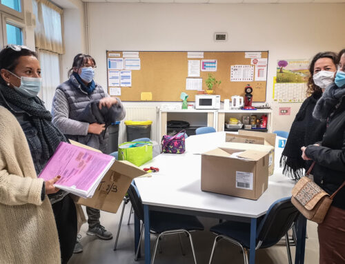 Covid-19 | Plus de 1000 masques distribués aux écoliers saint-rémois