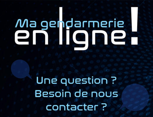 Gendarmerie : une brigade numérique