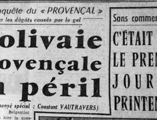 Appel aux archives familiales | Hiver 1956…