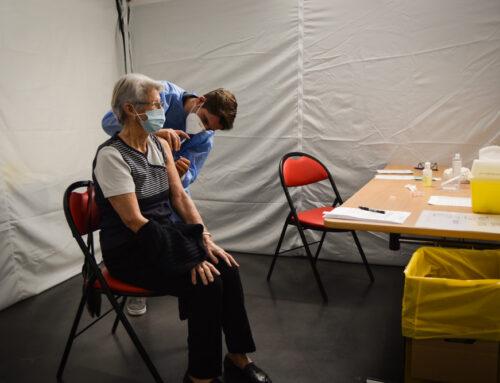 Vaccination : la prise de rendez-vous se poursuit le 22 avril