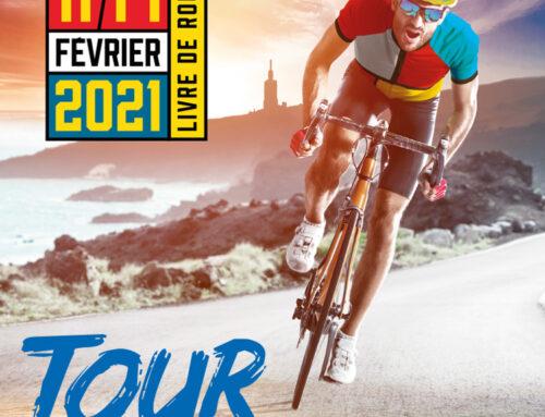 Passage du Tour de «La Provence» le 14 février
