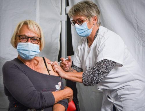 10 000 personnes vaccinées à l'Alpilium !