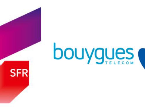Adaptation logicielle d'une antenne 5G SFR et Bouygues